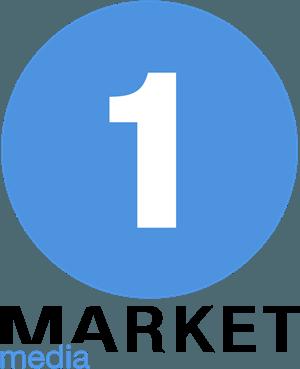 1 Market Media Logo