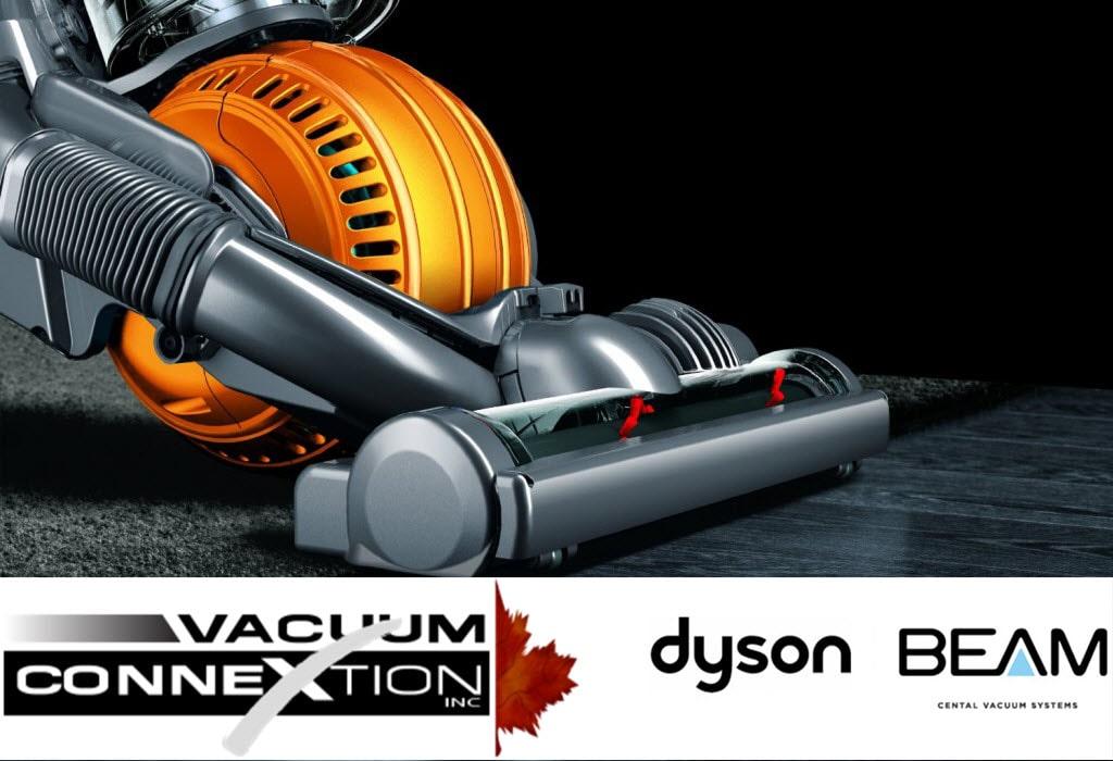 Vacuum Connextion | BEAM Winnipeg | Dyson IRC | St. Vital Vacuum