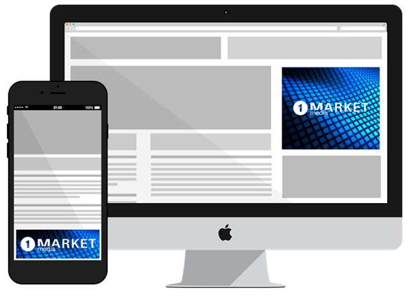 Online Advertising | Display Banners | 1 Market Media