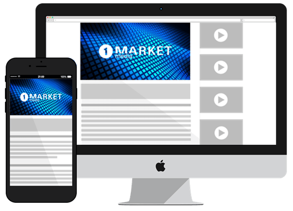 Online Advertising | Pre-Roll | 1 Market Media