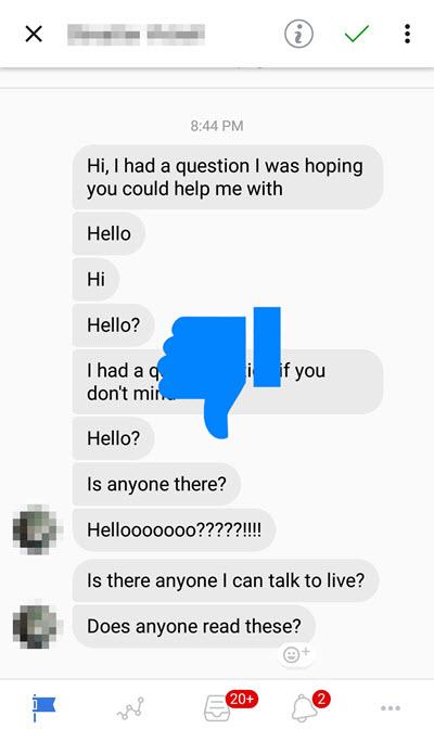Social Media | Customer Service | Responding